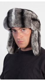 Cappello per uomo in soffice rex cincilla  - Stile Russo 210d72ed46f0