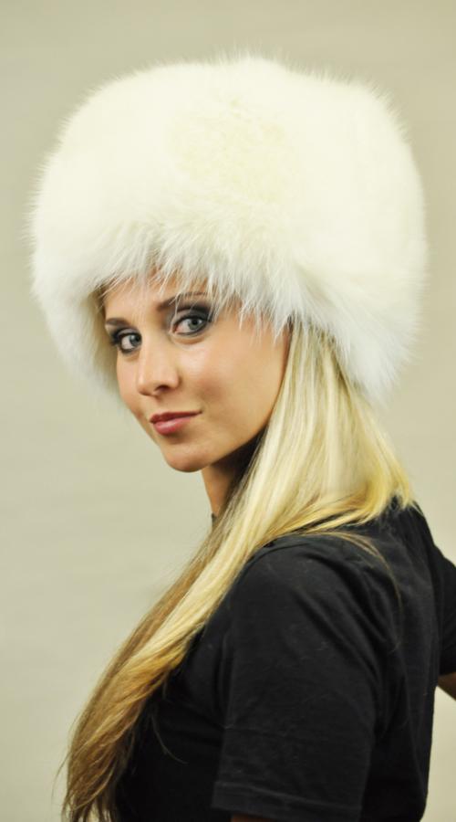 Il cappello di volpe bianca 1f5b7a46e26b