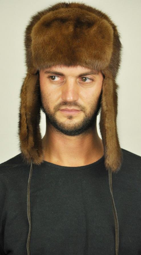 Cappelli in pelliccia uomo. Sei un uomo alla moda d inverno e7c0464804be