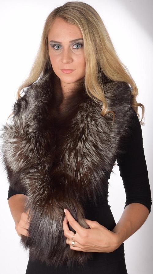 save off 594ff 3f728 I colli in pelliccia in volpe che tutte le donne vorebbero.