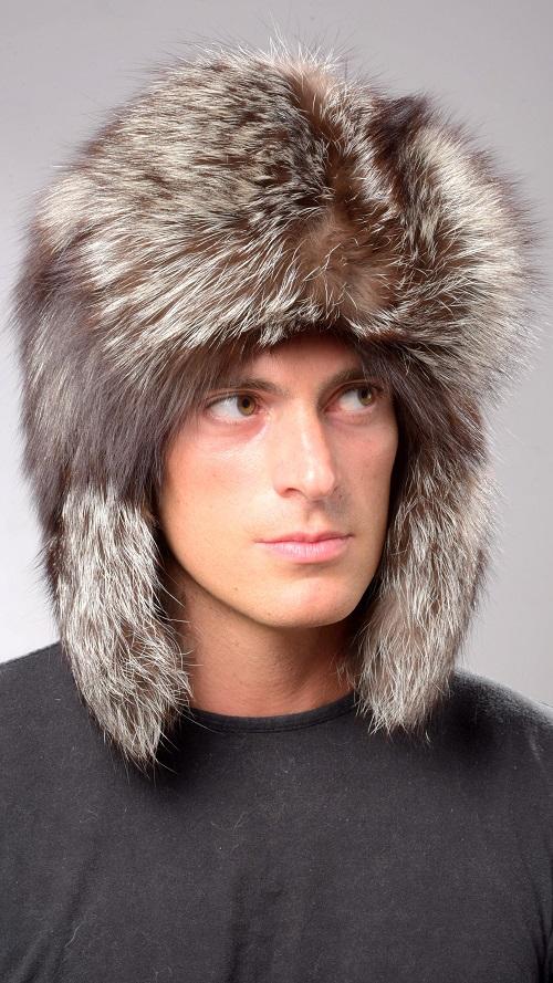 Il cappello Russo  il cappello in vera pelliccia per uomo 47e99d1c047f