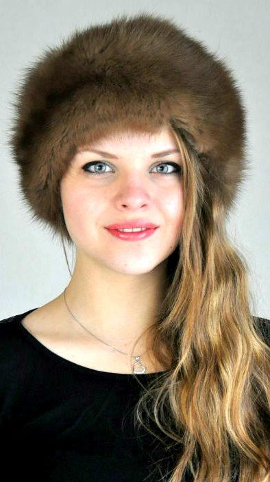 I lussuosi cappelli in pelliccia di zibellino 2c46bbc63518