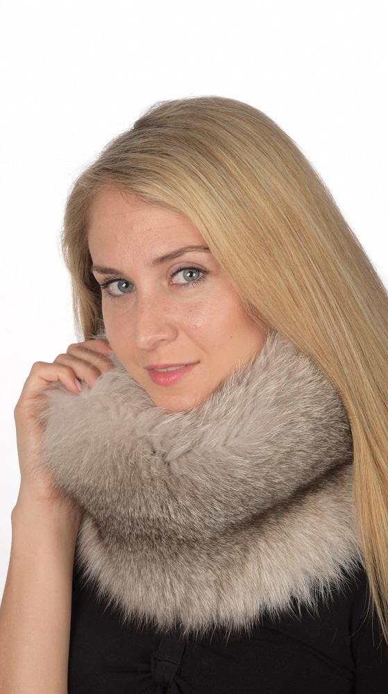 prezzo più basso con ottima qualità elegante Gli eleganti scaldacollo in vera e pregiata pelliccia